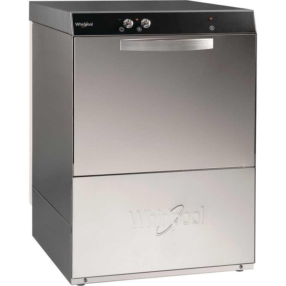 Професійна фронтальна посудомийна машина ADN408