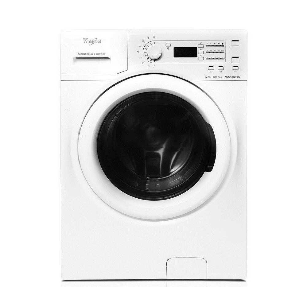 Профессиональная стиральная машина AWG1212 / PRO