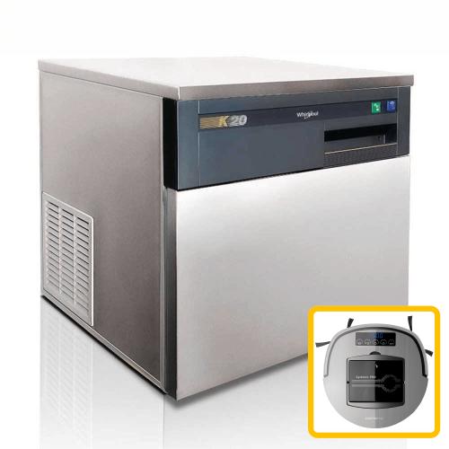 Профессиональный льдогенератор Whirlpool AGB022