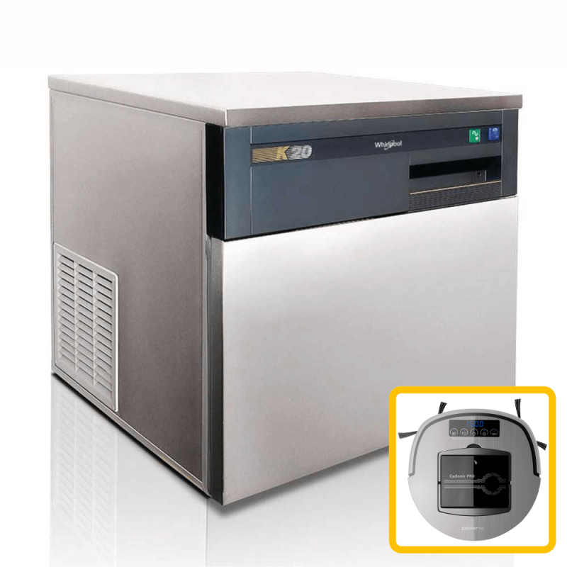 Професійний Льдогенератор AGB 022